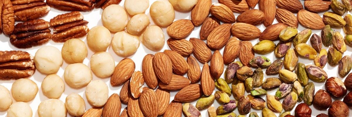 Health Benefits of Nuts empress2inspire.blog