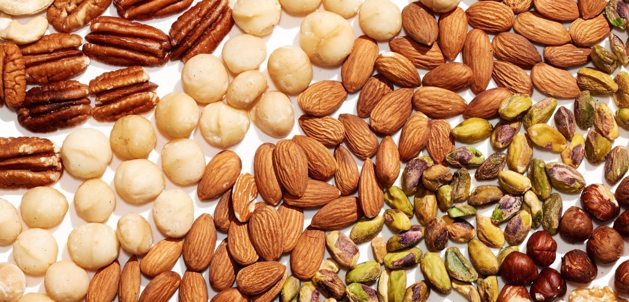 Health Benefits of Nuts empress2inspire.blog