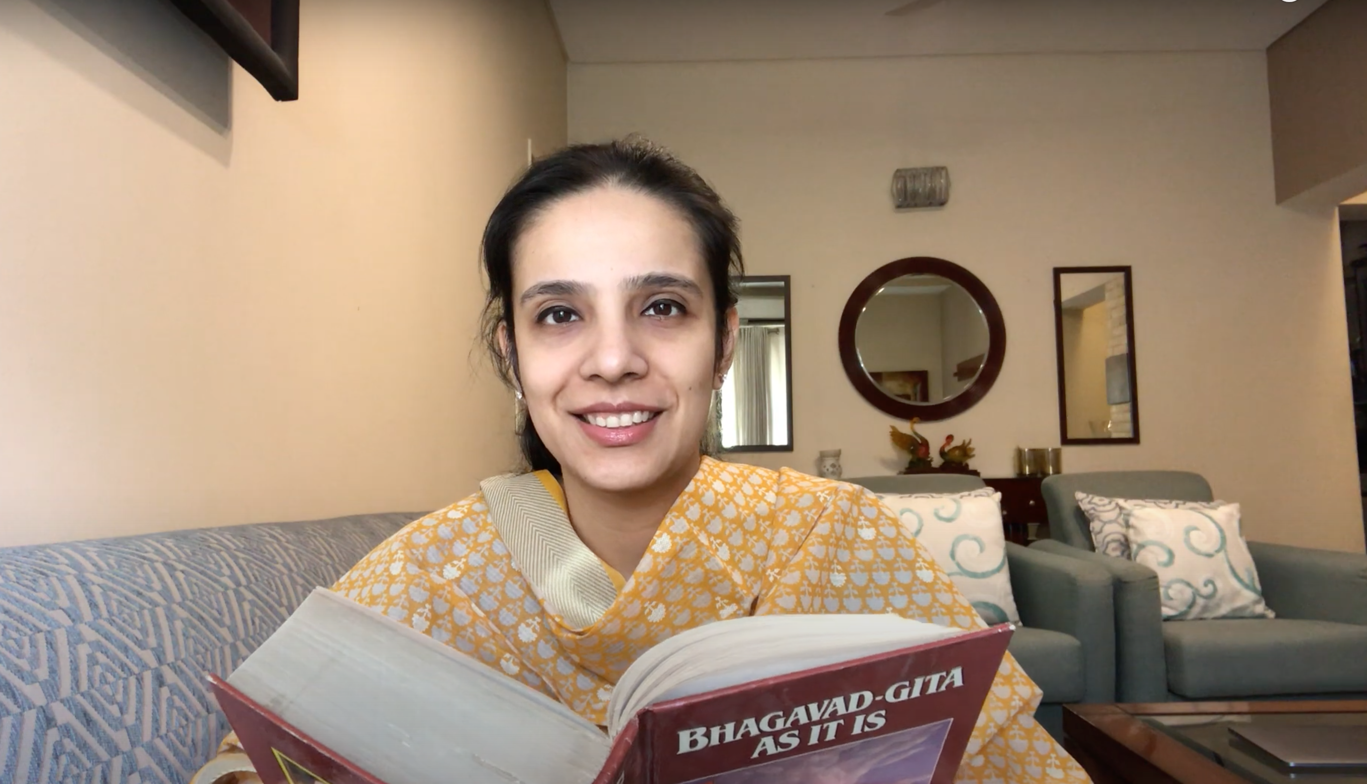 Daily Dose of Bhagwad Gita